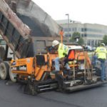 fairfax virginia asphalt construction