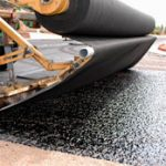 asphalt construction