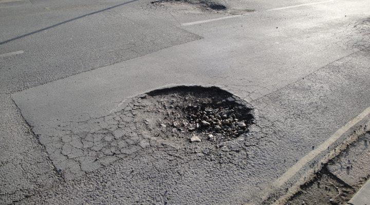 Asphalt Pothole Repairs