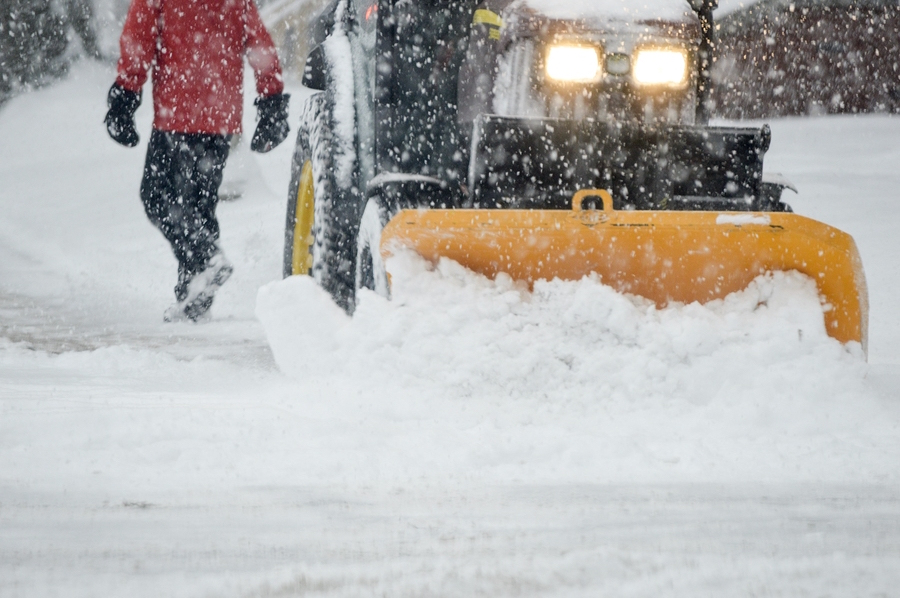 Snow Removal service in Fairfax
