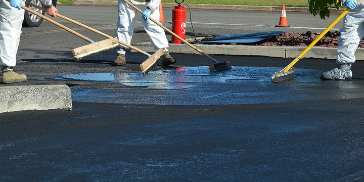 Fairfax Asphalt Sealcoating