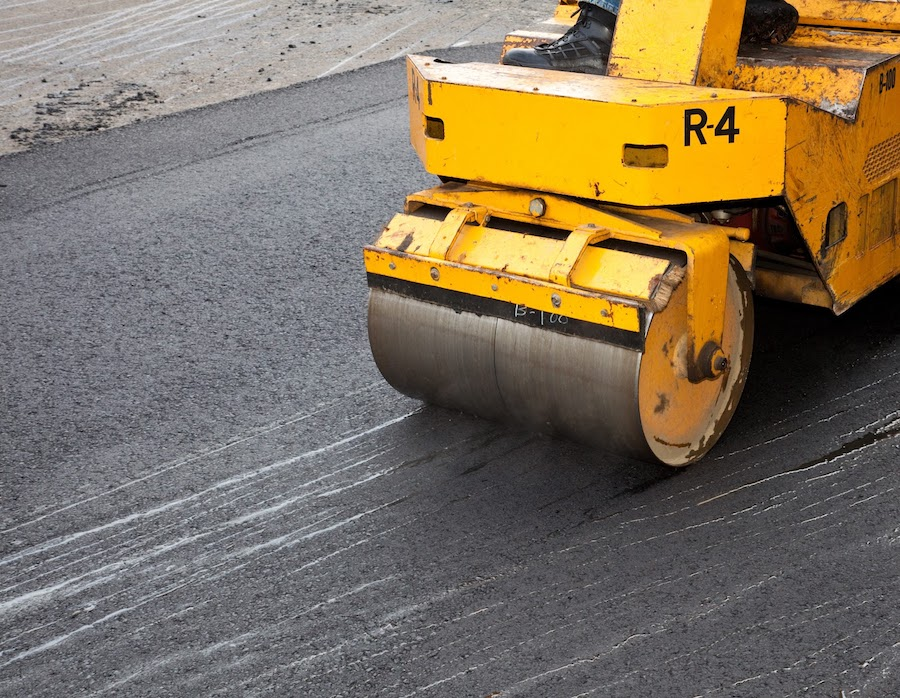 Spring is Best for Planting Gardens and Scheduling Asphalt Work