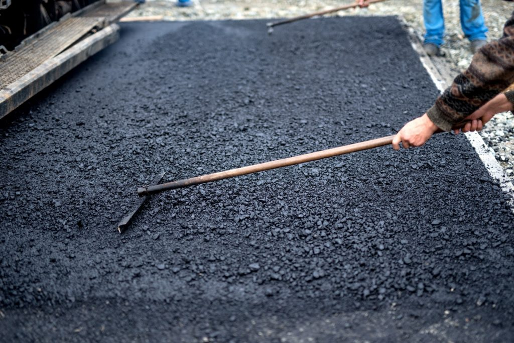 asphalt repair & maintenance Manassas