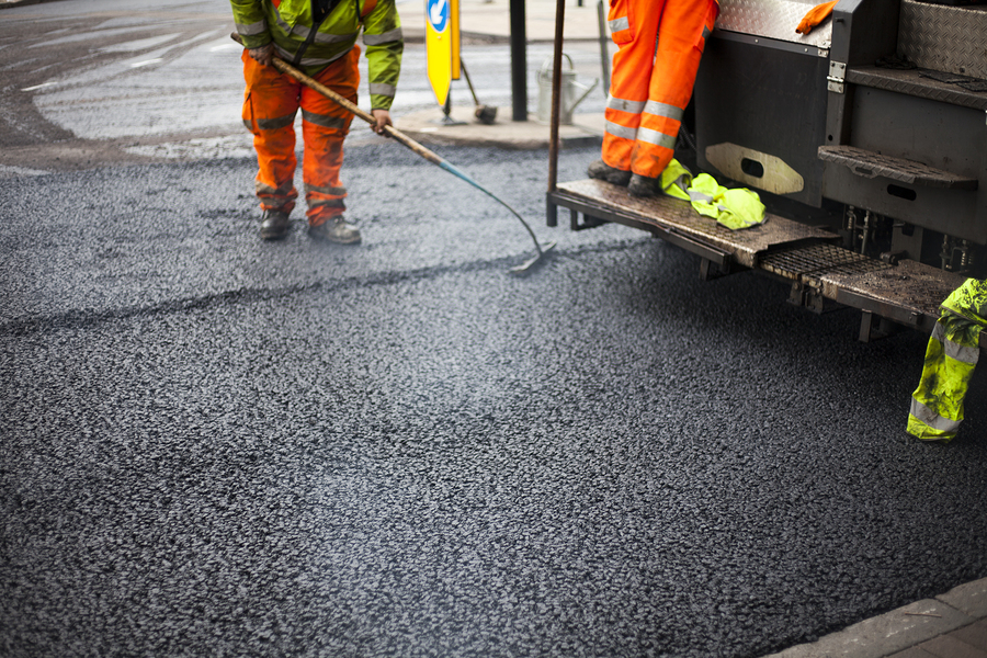 Get Asphalt sealcoating