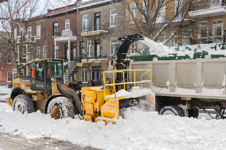 Annapolis Snow Removal Company