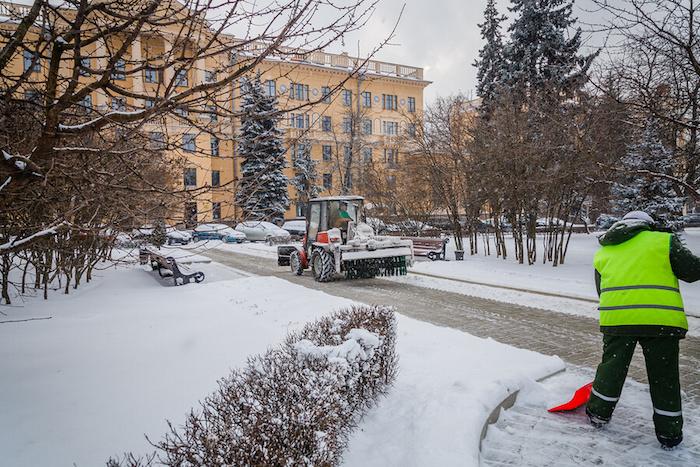 Baltimore Snow Removal Contractor