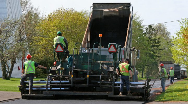 Asphalt Paving Repair Annapolis