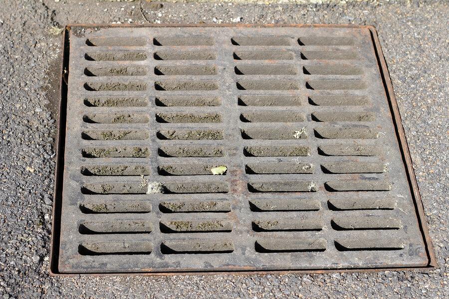 Drainage Catch basin repair