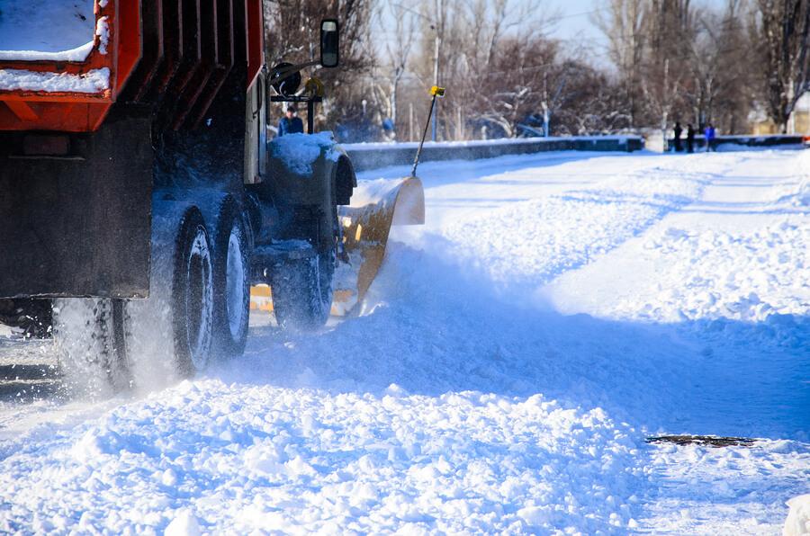snow Removal Company Manassas