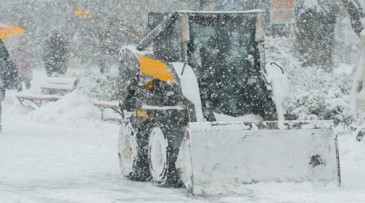 Snow Removal Annapolis MD