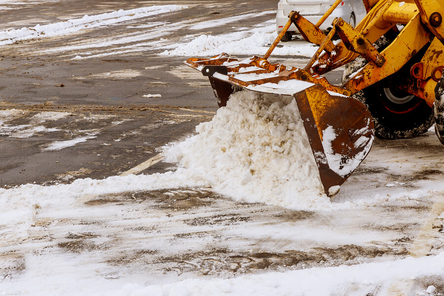 Snow Removal Baltimore MD