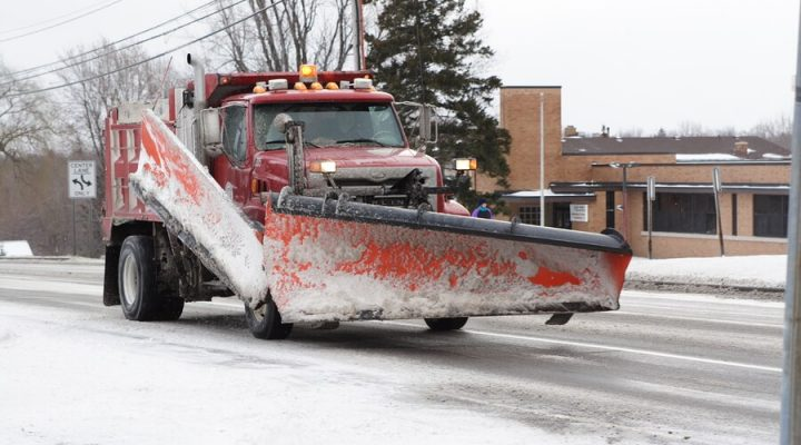 Snowplow and removal services Annapolis