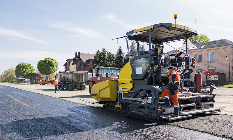 property pavement maintenance planning