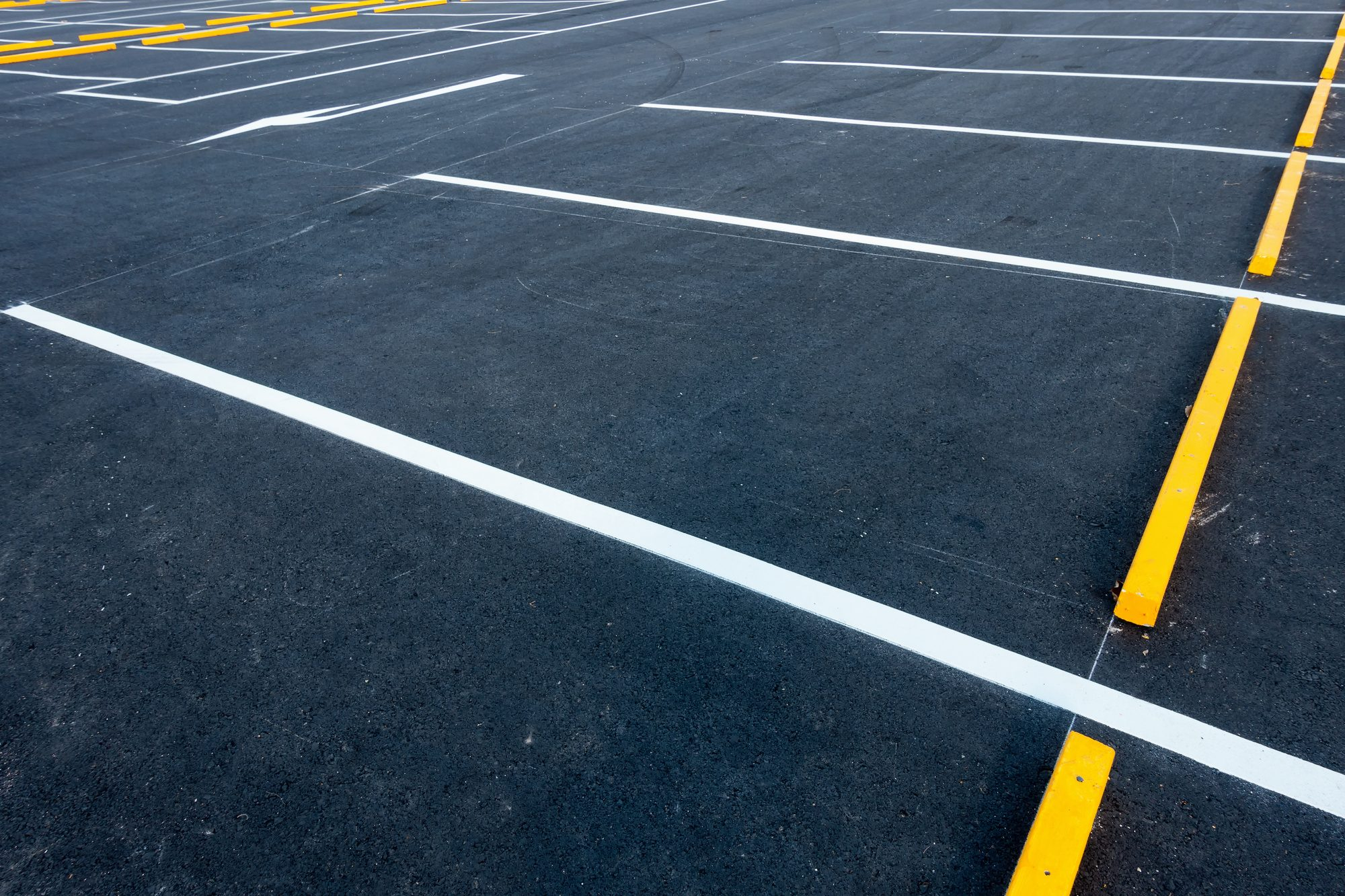 Parking Lot Striping: How Much Will It Cost?