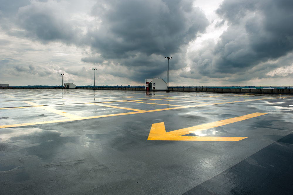 How the Chesapeake Bay Weather Impacts Your Parking Lot
