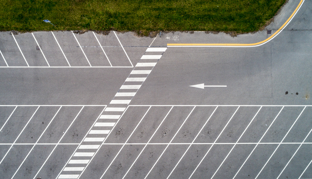 The Truth Behind the Danger of a Poorly Striped Parking Lot