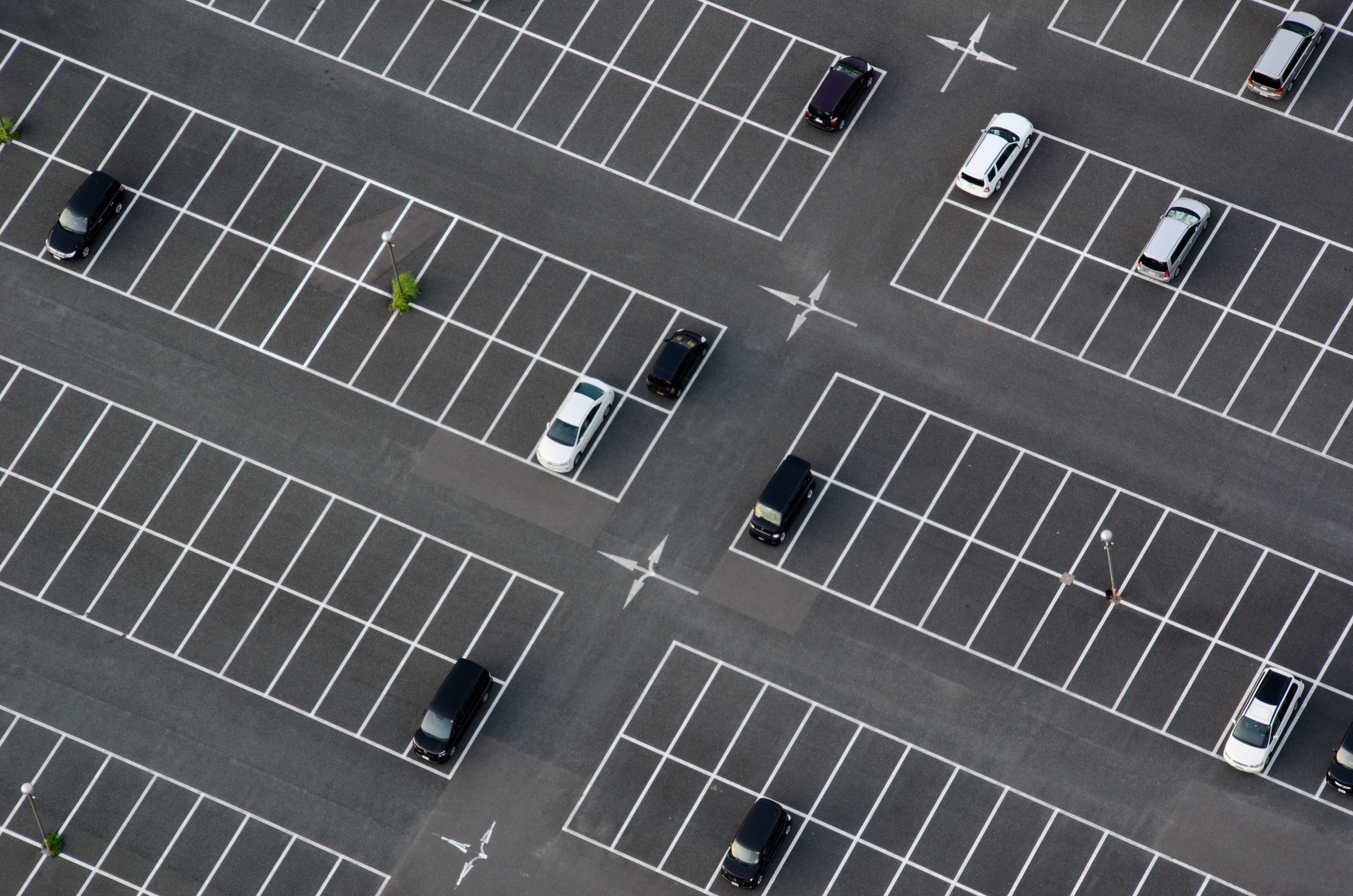 Get a Better-Looking Parking Lot