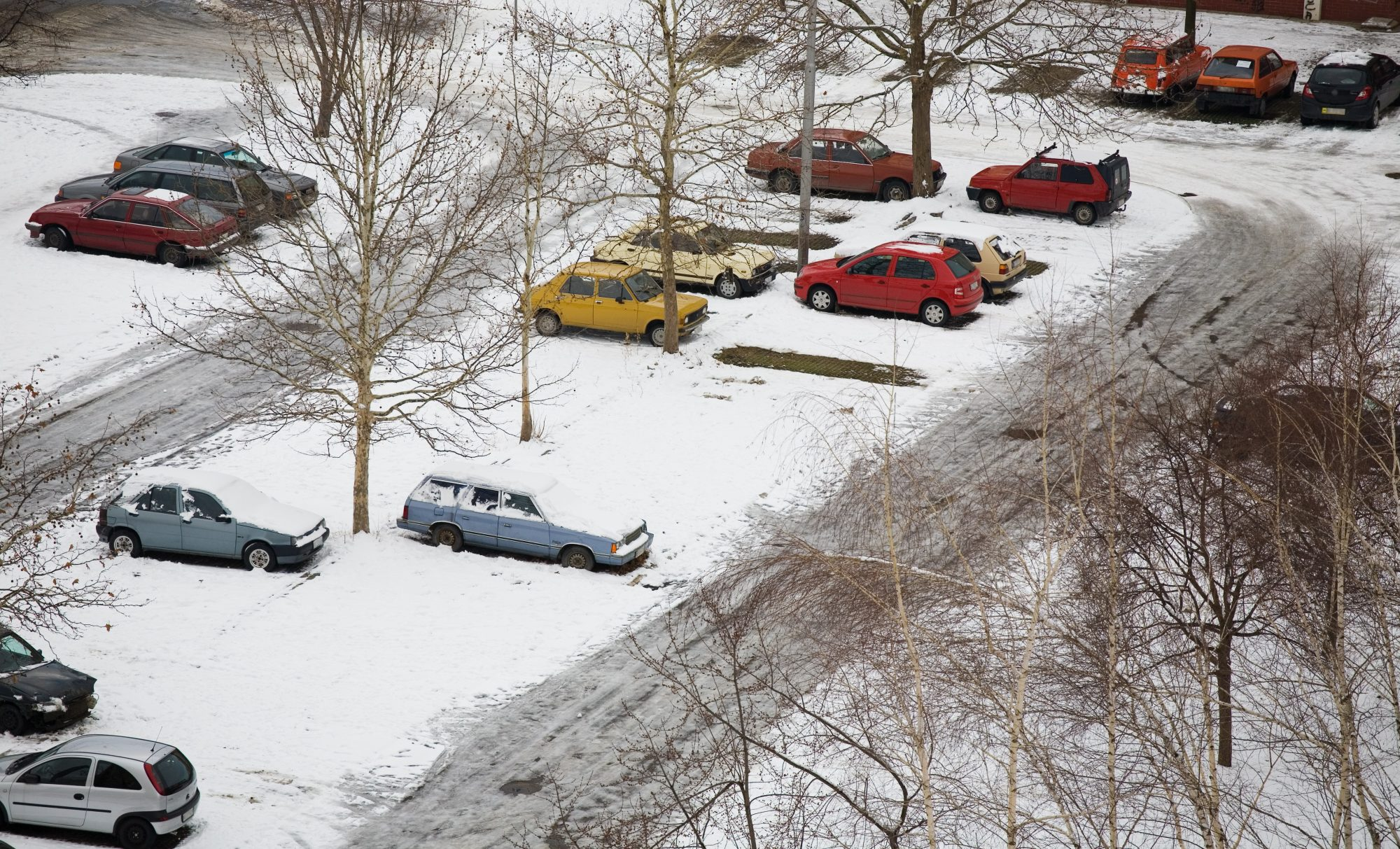 Cracked Pavement and Winter: What You Should Know
