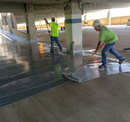 Should You Seal Your Commercial Concrete?