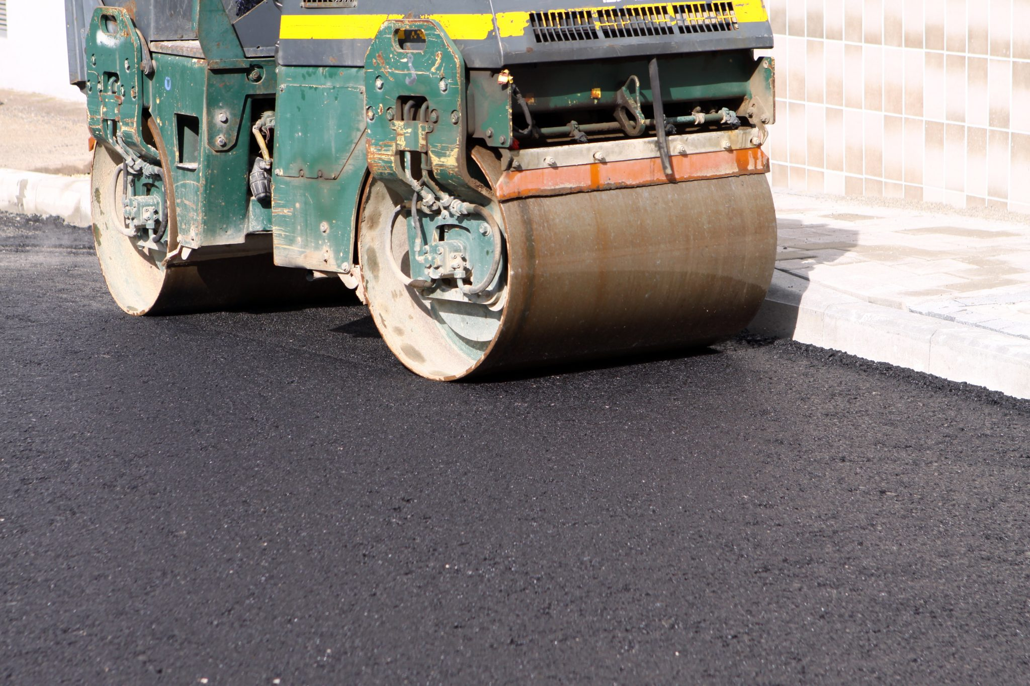 What Are the Rules for Freshly Paved Asphalt?
