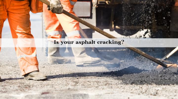 Asphalt paving process