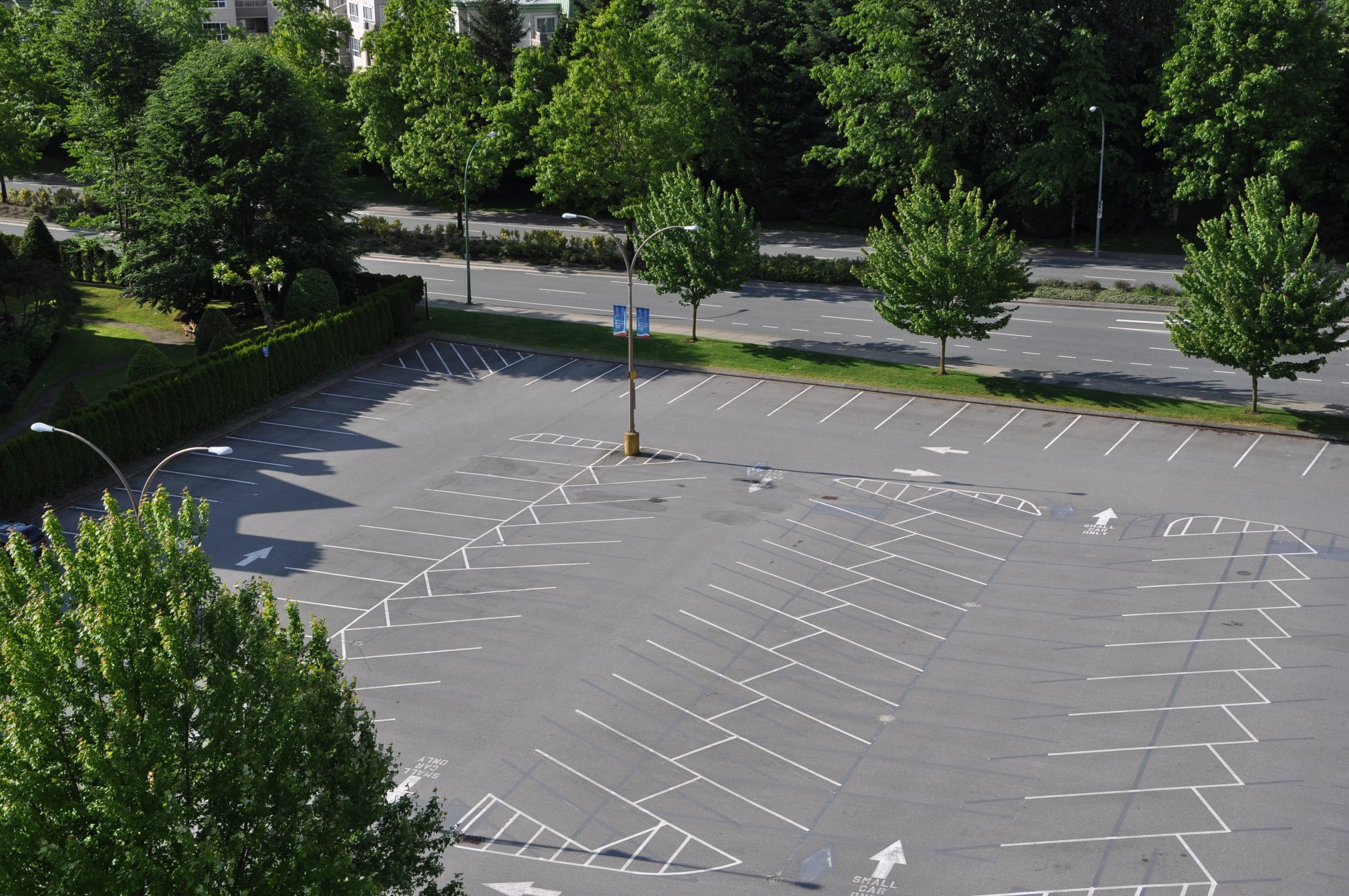 How to Increase Your Parking Lot's Lifespan