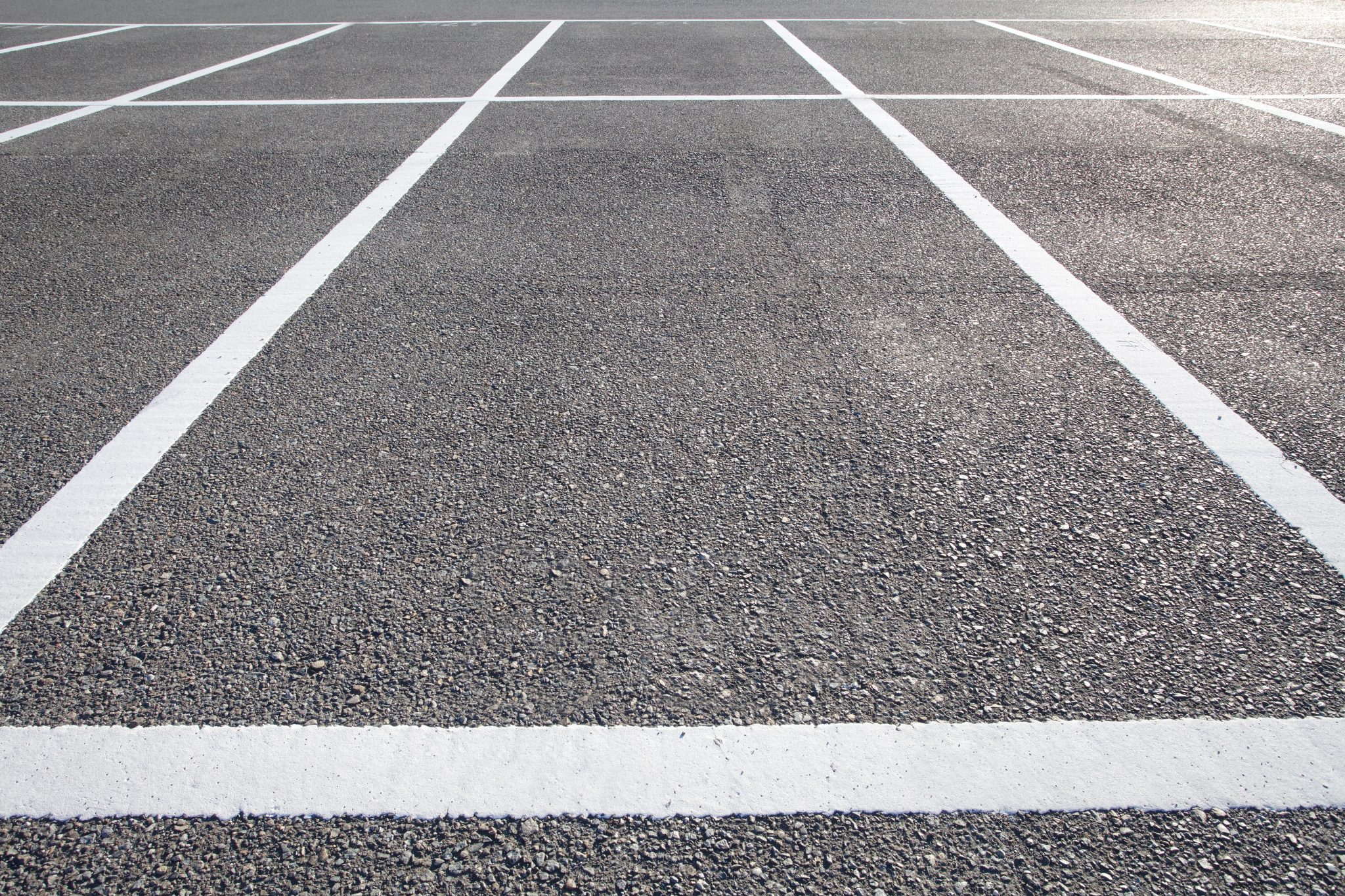 What Makes Parking Lot Striping Critical to Your Business