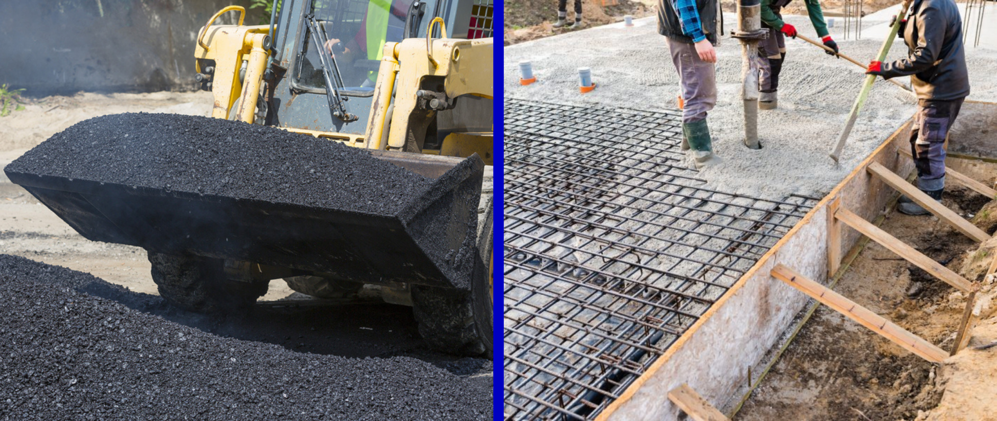 Asphalt vs Concrete: Which Is Right For You?